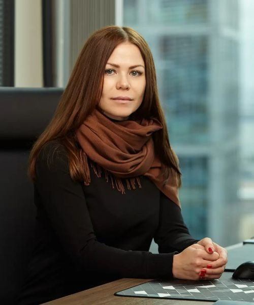 ЧЕРНЫШЕВА Людмила Сергеевна